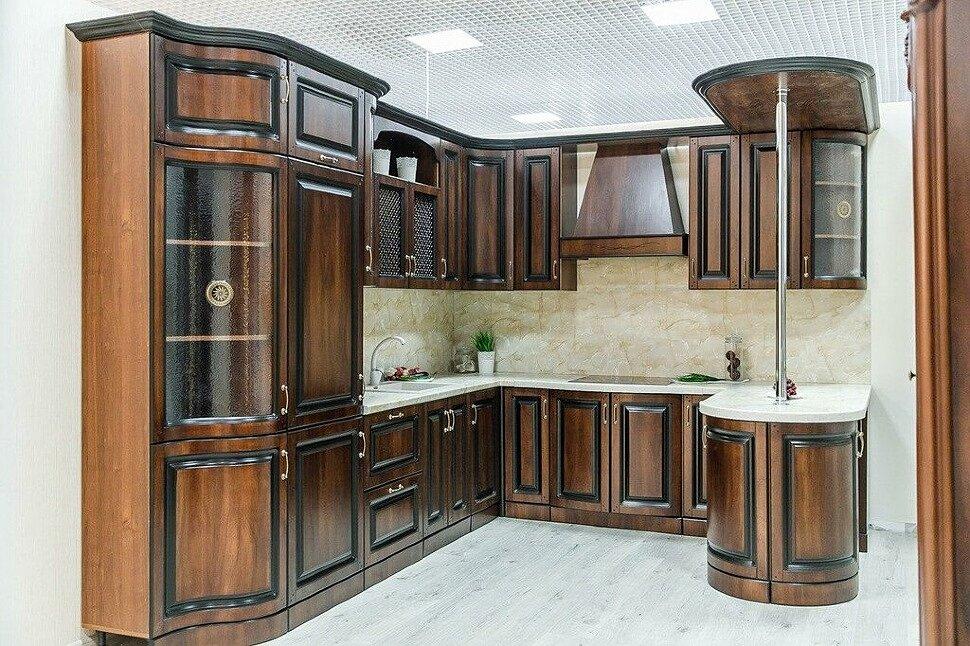 Модульная кухня Нова орех